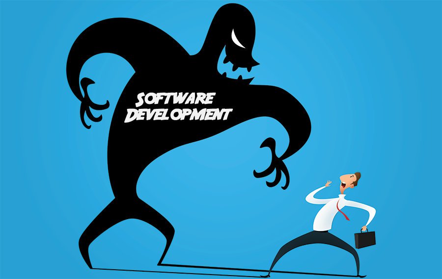 Oh, the Horror! (J/K: Software Development Doesn't Have to Be Scary!)